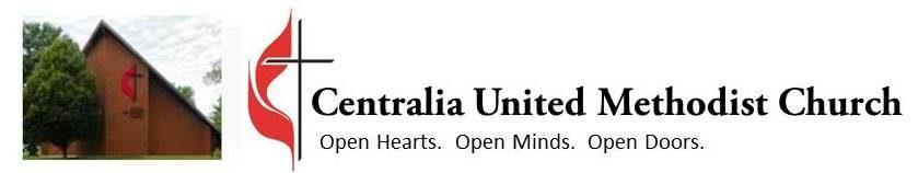 Centralia United Methodist Church Logo